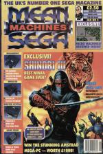 Mean Machines Sega #4