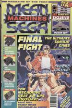 Mean Machines Sega #6