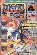 Mean Machines Sega #10