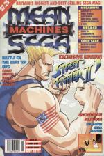 Mean Machines Sega #13
