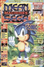 Mean Machines Sega #16