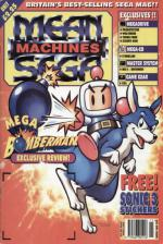 Mean Machines Sega #25