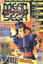 Mean Machines Sega #28