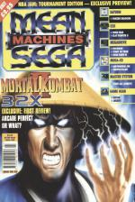 Mean Machines Sega #29