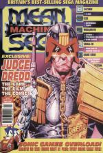 Mean Machines Sega #30