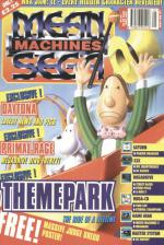 Mean Machines Sega #31