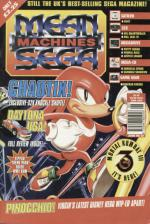 Mean Machines Sega #32