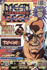 Mean Machines Sega #33