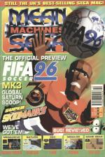 Mean Machines Sega #36