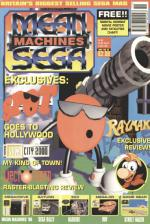 Mean Machines Sega #37