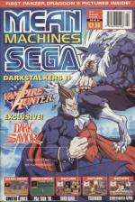 Mean Machines Sega #40