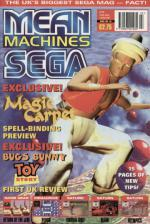Mean Machines Sega #41