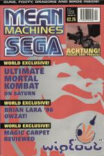 Mean Machines Sega #42