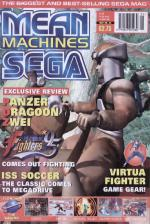 Mean Machines Sega #43