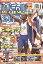 Mean Machines Sega #44