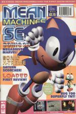 Mean Machines Sega #45