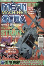 Mean Machines Sega #47