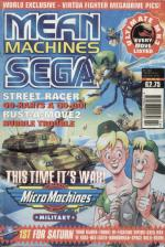 Mean Machines Sega #48