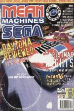 Mean Machines Sega #50