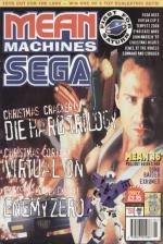 Mean Machines Sega #51