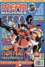 Mean Machines Sega #52