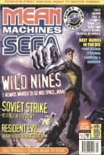 Mean Machines Sega #53
