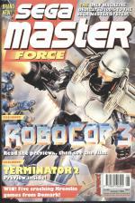 Sega Master Force #1