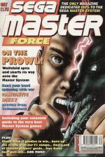 Sega Master Force #4