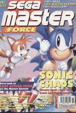Sega Master Force #5