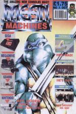 Mean Machines #1