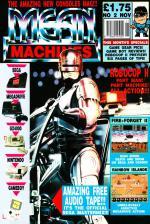 Mean Machines #2