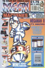 Mean Machines #4