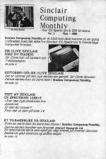 Sinclair Computing Monthly #1