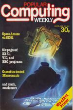 Popular Computing Weekly #1