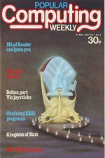Popular Computing Weekly #4