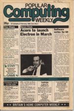 Popular Computing Weekly #40