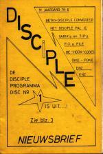 Disciple Nieuwsbrief #6