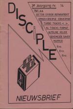 Disciple Nieuwsbrief #14