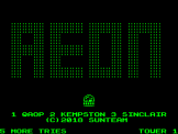 Aeon Part 3 Screenshot 0 (Acorn Atom)