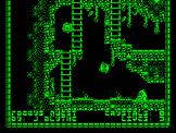 Foggy's Quest (Monochrome Version) Screenshot 0 (Acorn Atom)