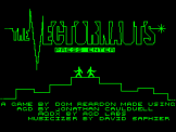 The Vectornauts Screenshot 0 (Acorn Atom)