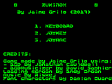 Zukinox Screenshot 0 (Acorn Atom)