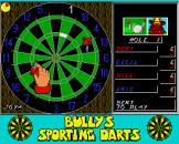 Bully's Sporting Darts Screenshot 5 (Amiga 500)