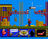 Popeye 2 Screenshot 1 (Amiga 500)