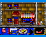 Popeye 2 Screenshot 2 (Amiga 500)