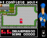 Postman Pat Screenshot 2 (Amiga 500)
