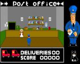 Postman Pat Screenshot 3 (Amiga 500)