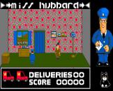 Postman Pat Screenshot 6 (Amiga 500)