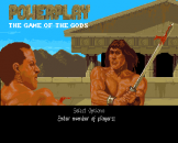 "Powerplay: The Game Of The Gods (3.5"" Disc) For The Amiga 500"