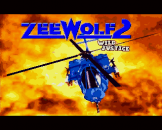 ZeeWolf 2: Wild Justice Loading Screen For The Amiga 500/600
